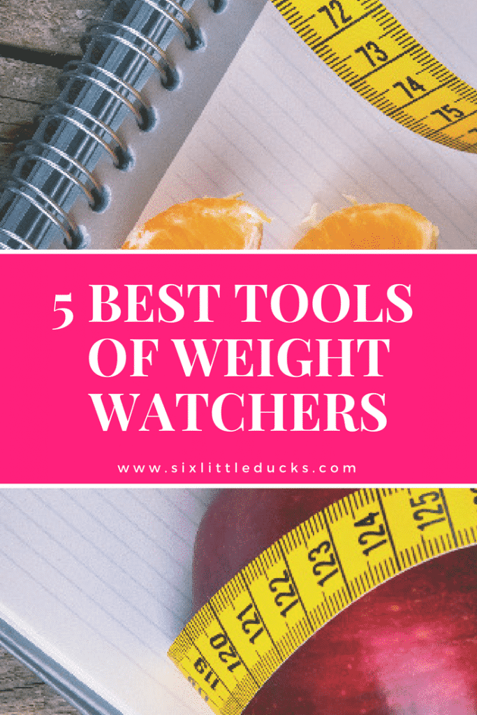 5 Best Tools of Weight Watchers