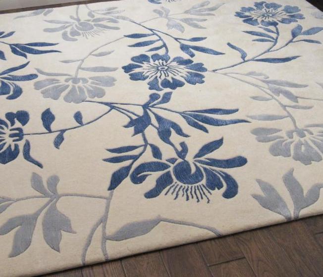 Area rug from Wayfair.com