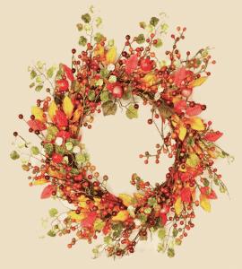 """Wayfair 18"""" Twig Wreath"""