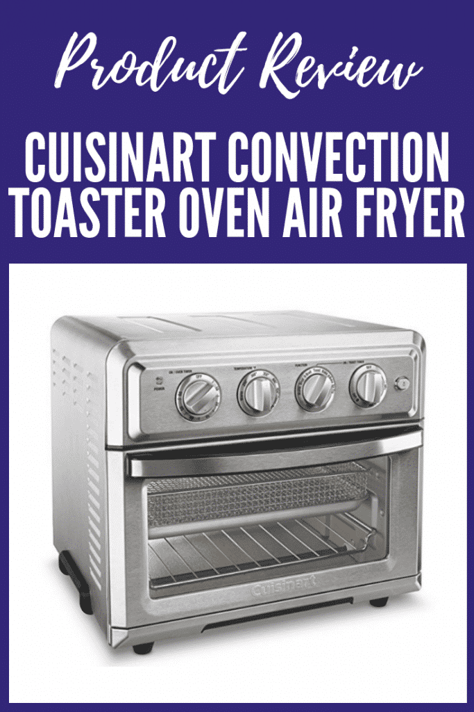 Cuisinart Convection Toaster Oven Air Fryer Product Review