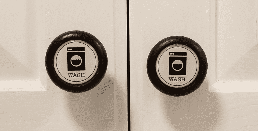 wash cabinet knobs