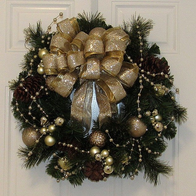 Frontgate Replica Wreath