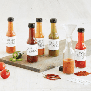 Make Your Own Hot Sauce Kit