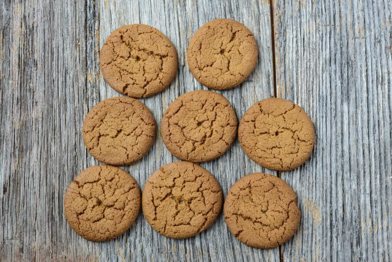 The Best Chewy Ginger Molasses Cookies Ever!!!