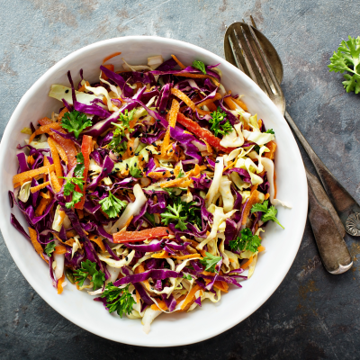 Asian Sesame Crunch Salad