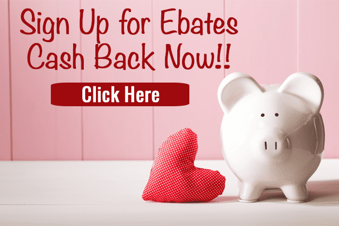Ebates Cash Back Sign Up