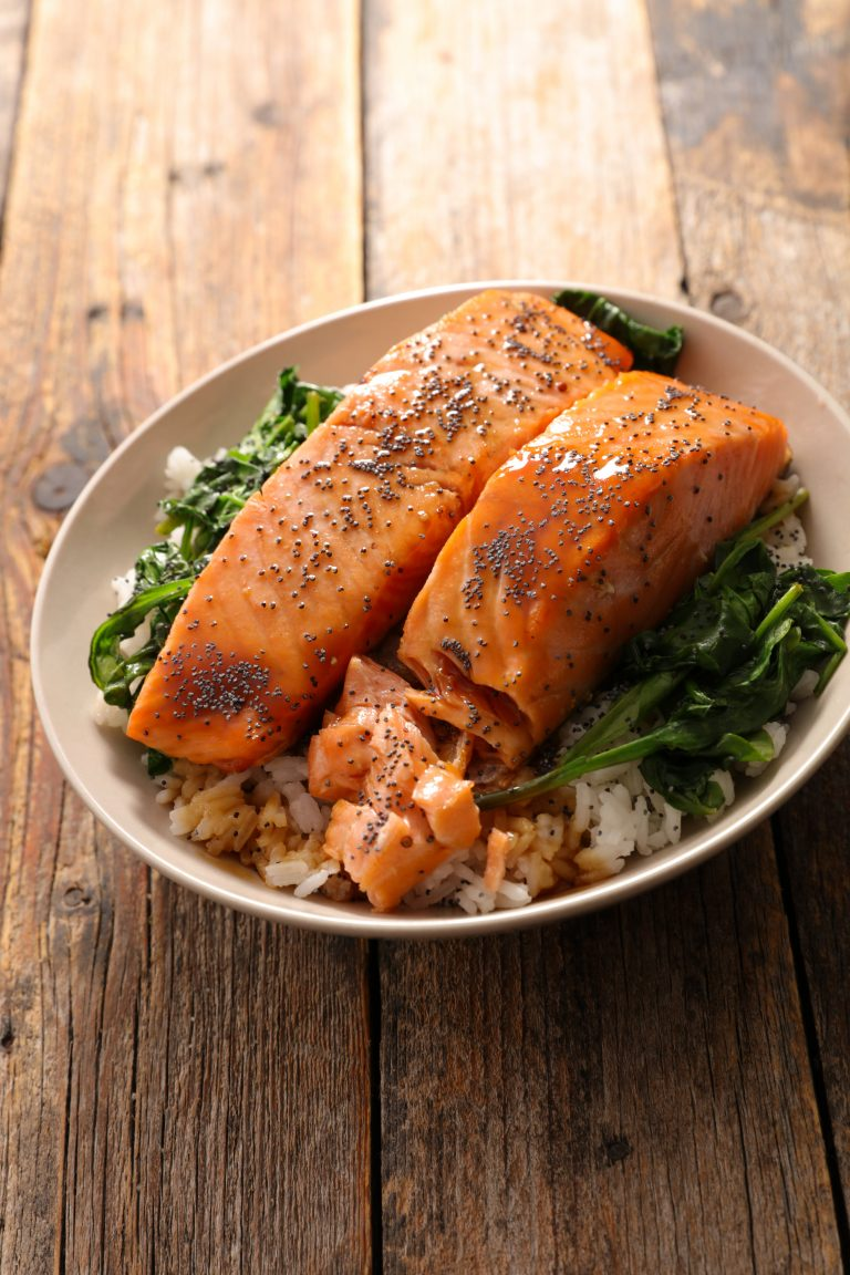 Quick and Easy Meals: Salmon