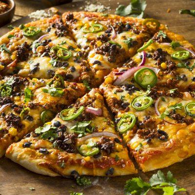 Taco Pizza - WW Friendly