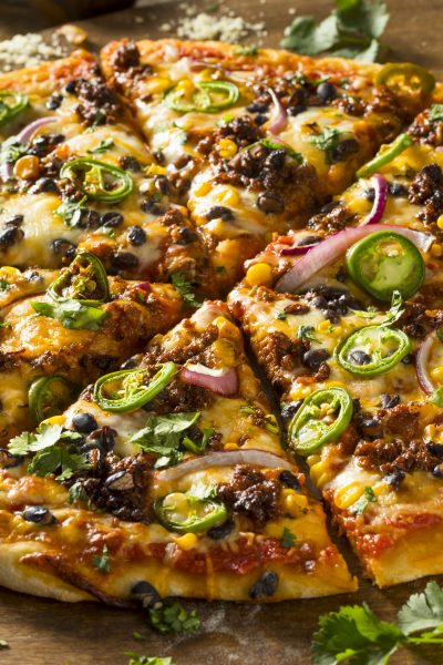 Taco Pizza - WW Friendly