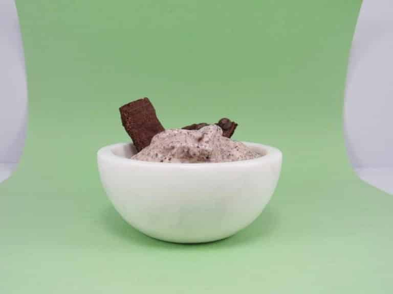 Sweet Treat Series: Crunchy Brownie Ice Cream Sundae