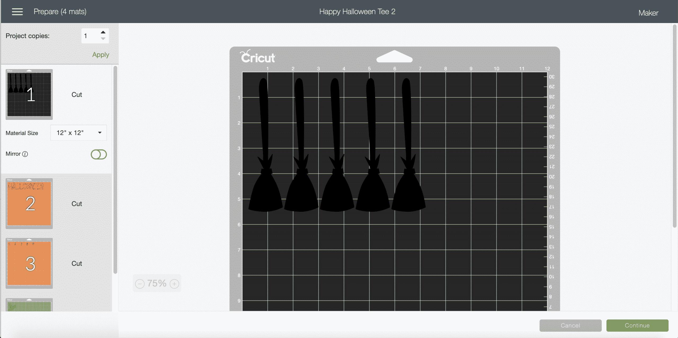 Layer 1 - Not Mirrored