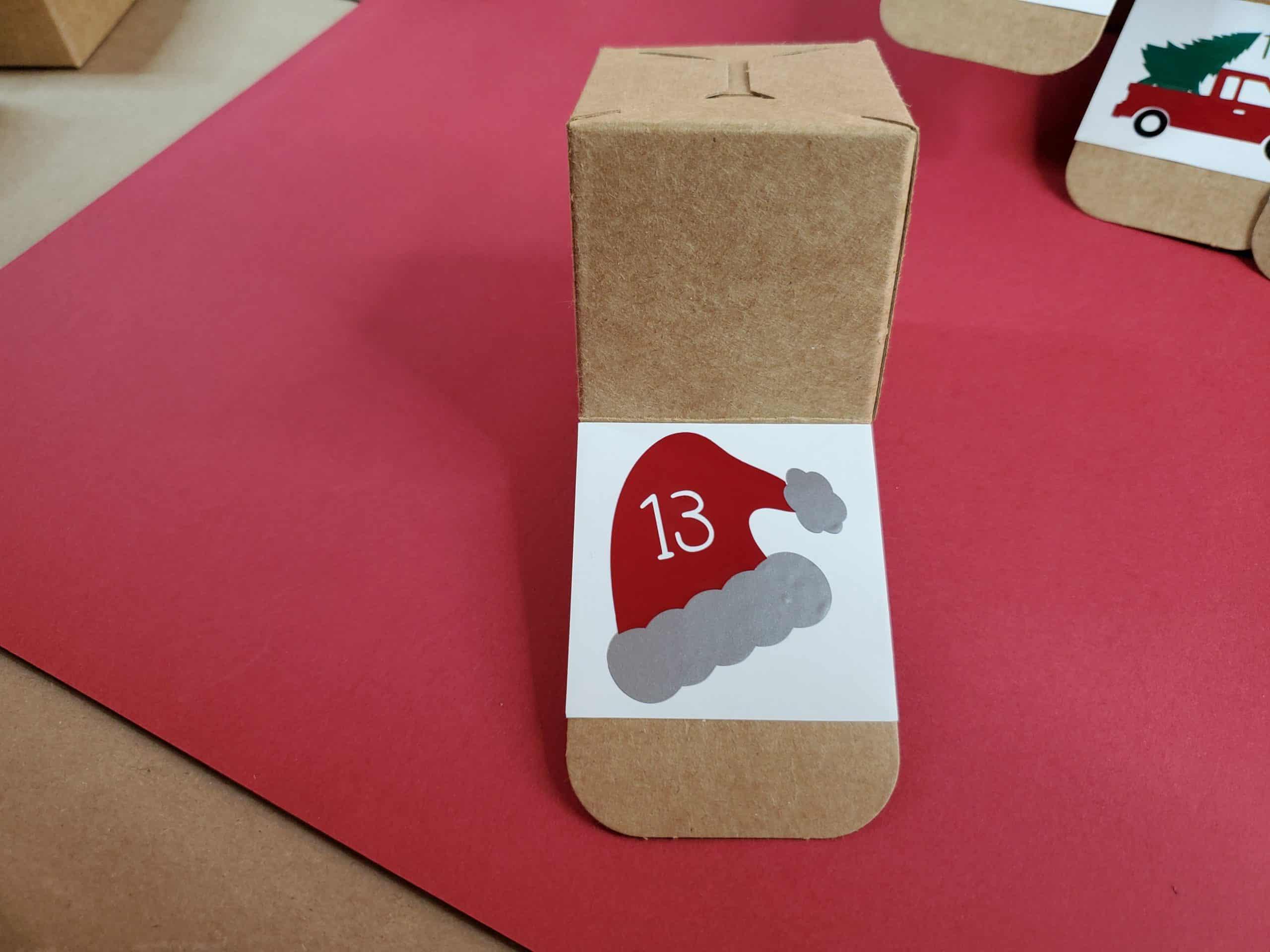 Square 13 box