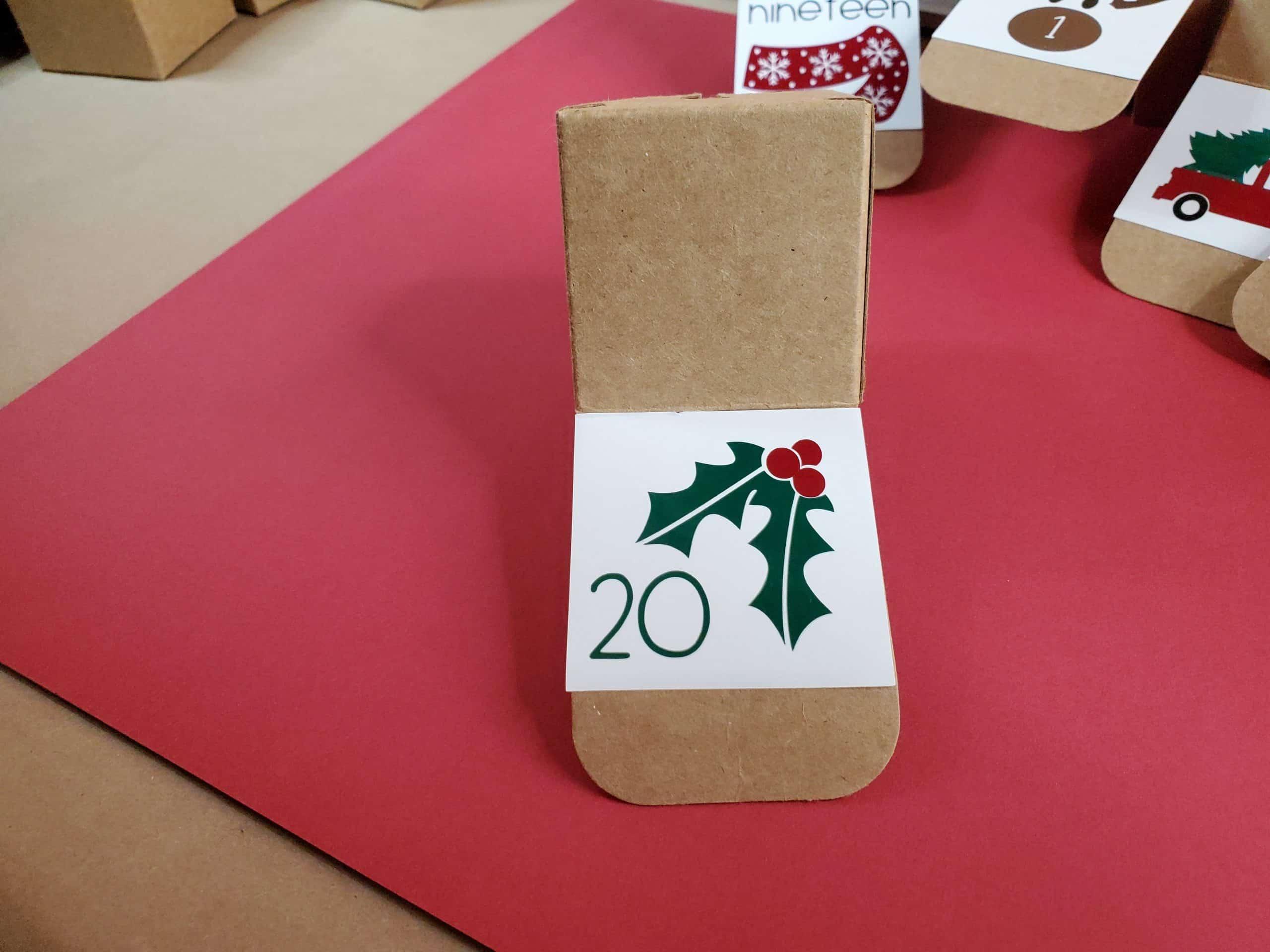 Square 20 box