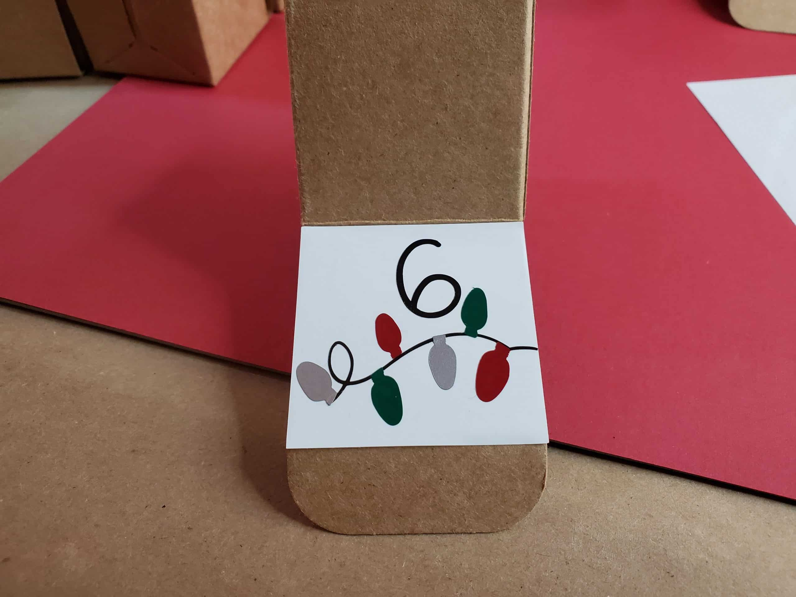 Square 6 box