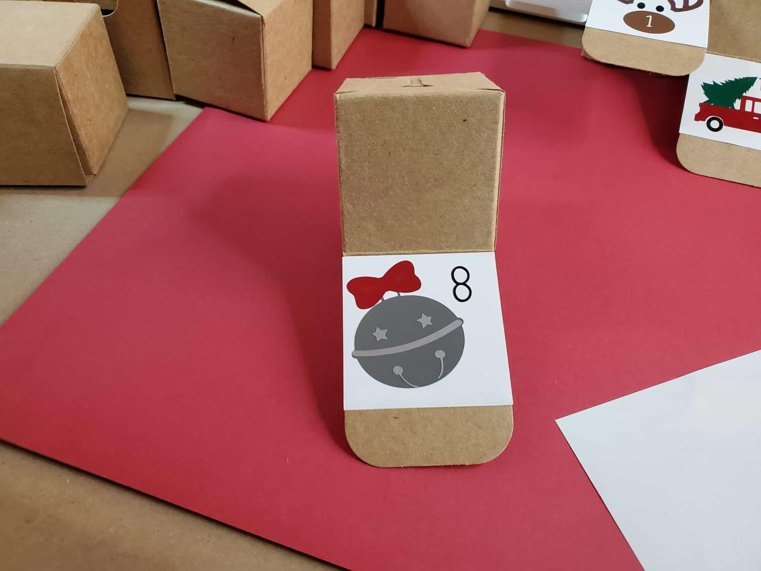 Square 8 box