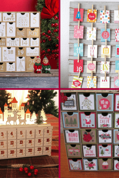 Four Etsy Advent Calendars