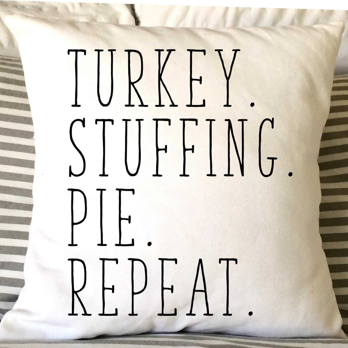 Turkey Stuffing Pie Repeat