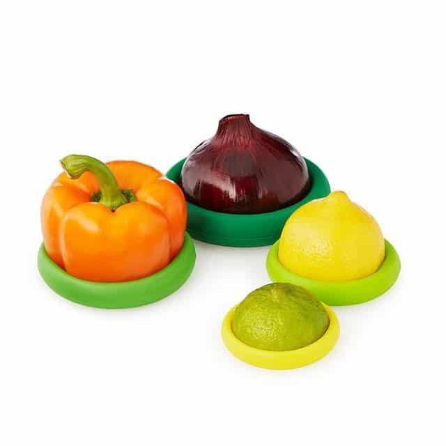 Food Hugger Set for cut fruits and vegetables