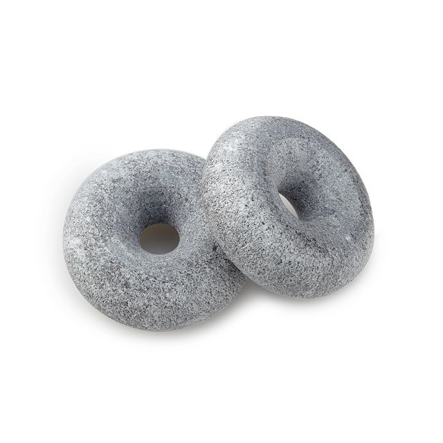 Orbits Eye Stones - small stone donuts for eye soothing