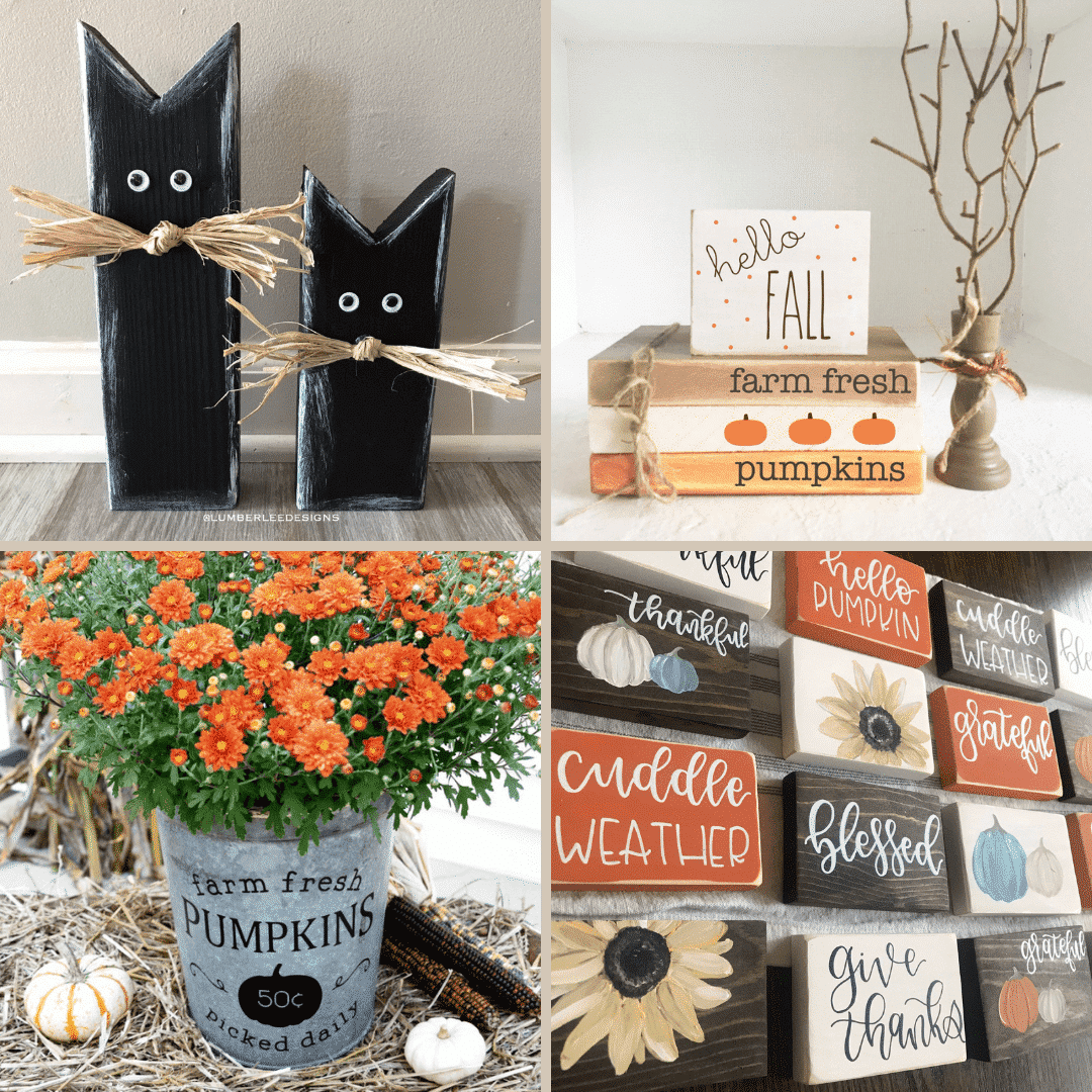 Beautiful Fall Decor Finds